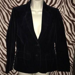Vintage emporium capwell size 8 black blazer 💕